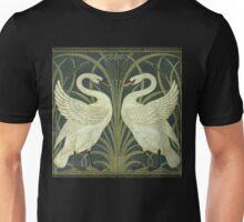 Crane's Swans Unisex T-Shirt