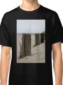 Old Fence Poles Classic T-Shirt