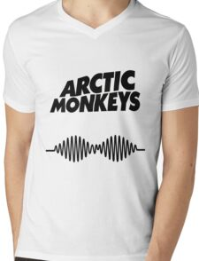 Arctic Monkeys Mens V-Neck T-Shirt