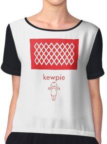 Kewpie Lover's Chiffon Top