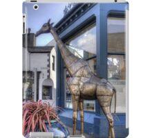 The Keswick Giraffe iPad Case/Skin