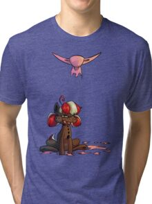 Pitch - Eat the Tie Tri-blend T-Shirt