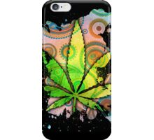 Pot Leaf iPhone Case/Skin