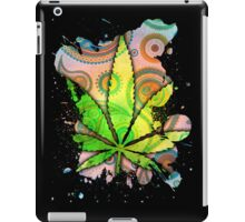 Pot Leaf iPad Case/Skin