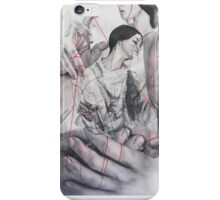 Loose ropes, still tied knots iPhone Case/Skin
