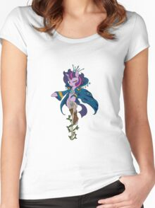 Twilight Mage Women's Fitted Scoop T-Shirt