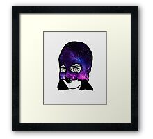The universe thief  Framed Print