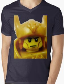 Lego Flying Warrior Mens V-Neck T-Shirt