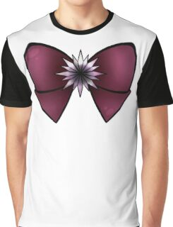 Sailor Saturn Bow Graphic T-Shirt