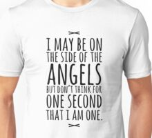 The Side of the Angels Unisex T-Shirt