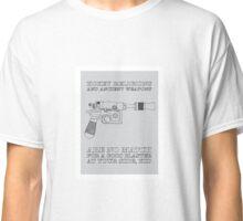 Han Solo - Blaster Classic T-Shirt
