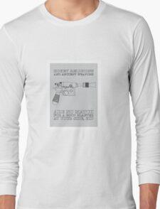 Han Solo - Blaster Long Sleeve T-Shirt
