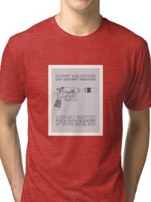 Han Solo - Blaster Tri-blend T-Shirt