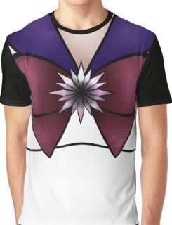 Sailor Saturn Uniform Graphic T-Shirt