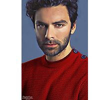 """""""Red Sweater"""" Photographic Print"""