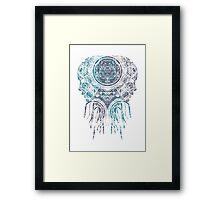 Two Heads Are Better Framed Print