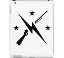 Minutemen Logo (black) - Fallout 4 iPad Case/Skin