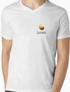 """Lemon"" T' Shirt - New computer company Mens V-Neck T-Shirt"