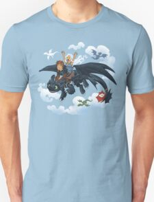 Dragon Riders Ver 2 Unisex T-Shirt