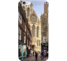 First view of the Minster iPhone Case/Skin