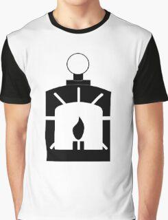 Railroad logo - Fallout 4 Graphic T-Shirt