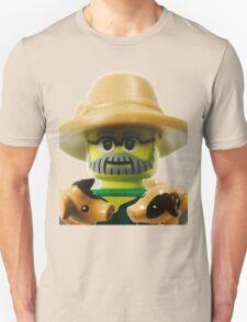 Lego Farmer minifigure Unisex T-Shirt