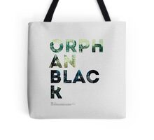 Orphan Black Tote Bag