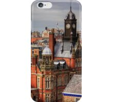 York Magistrates' Court iPhone Case/Skin