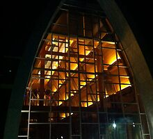 Wooden Chapel by RelytCasciola