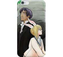 Chapter One Cover iPhone Case/Skin