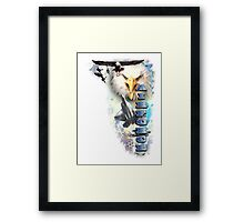 U.S. Air Force Tribute Framed Print
