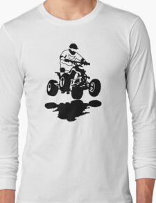 Quad Racer Long Sleeve T-Shirt