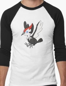 Pokemon Pikipek Men's Baseball ¾ T-Shirt