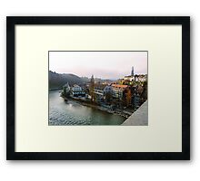 Bern, Switzerland Framed Print