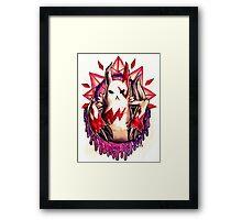 Zangoose Framed Print