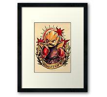 Hitmochan Framed Print