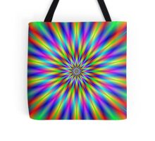Exploding  Star Tote Bag