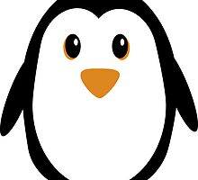 Cute Penguin by ilovecotton