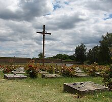 Sadly place that still bears witness - Terezin fortress (National Suffering Memorial) by Natas