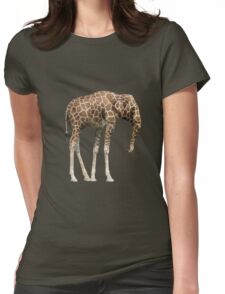 Girphant Womens Fitted T-Shirt