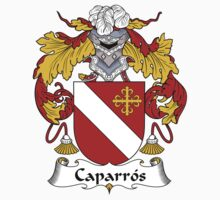 Caparros Coat of Arms/Family Crest Kids Tee