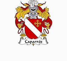 Caparros Coat of Arms/Family Crest Unisex T-Shirt