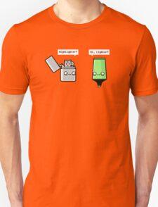 Highlighter Unisex T-Shirt