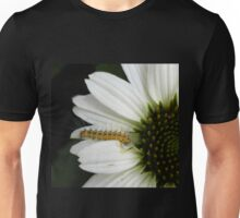 The Worm On The Coneflower Unisex T-Shirt
