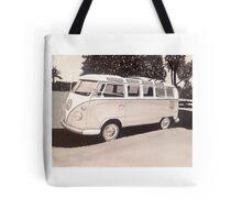 VW Type1 Bus Tote Bag