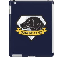 Diamond Dogs (MGSV) iPad Case/Skin