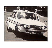 Triumph 2500TC Police Car by sidfox
