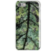 Psychedelic Leaf 2 iPhone Case/Skin
