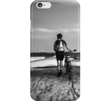 Mersea Cyclist iPhone Case/Skin