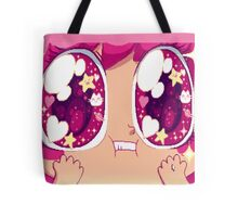 Real pixel girl Giffany Tote Bag